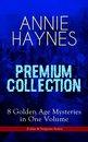 Omslag ANNIE HAYNES Premium Collection – 8 Golden Age Mysteries in One Volume (Crime & Suspense Series)