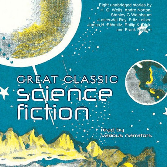 Boek cover Great Classic Science Fiction van Various Authors (Onbekend)
