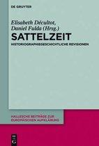 Boek cover Sattelzeit van