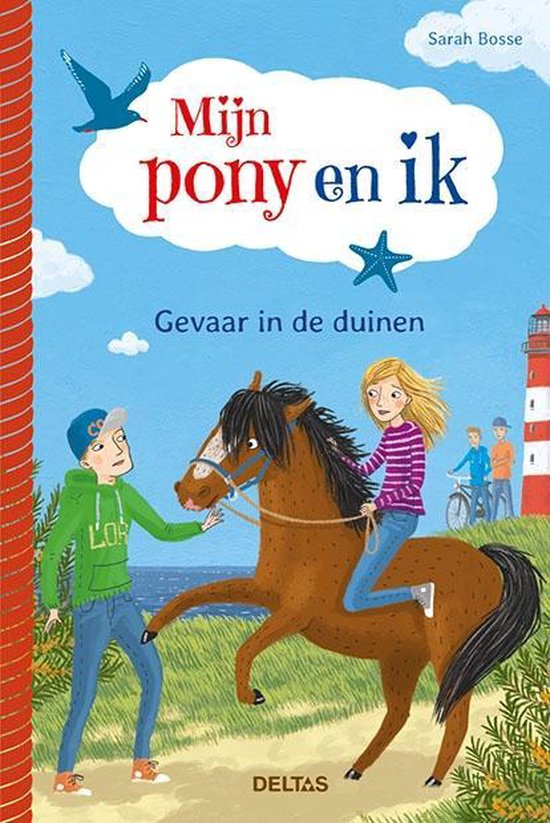 Mijn pony en ik 2 - Gevaar in de duinen - Sarah Bosse |