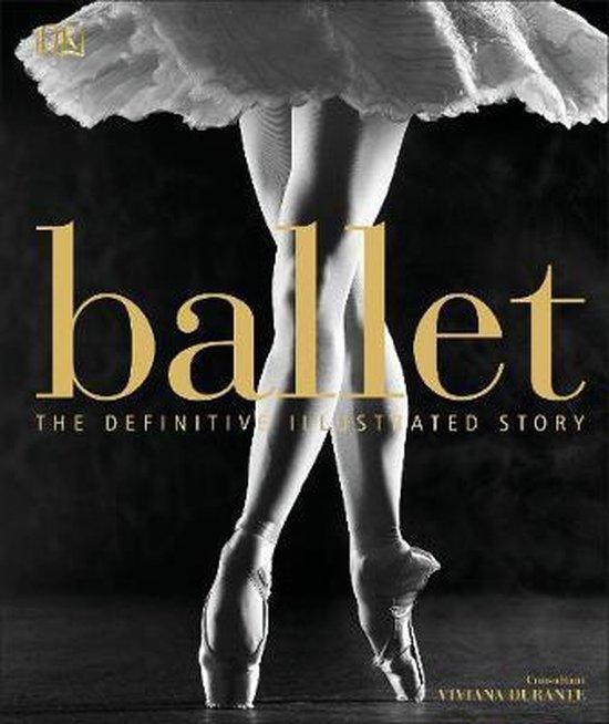 Boek cover Ballet van Dk (Hardcover)