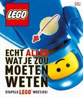 Boek Lego: echt alles wat je moet weten (9%) (8991