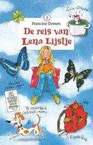 Boek cover De reis van Lena Lijstje van Francine Oomen