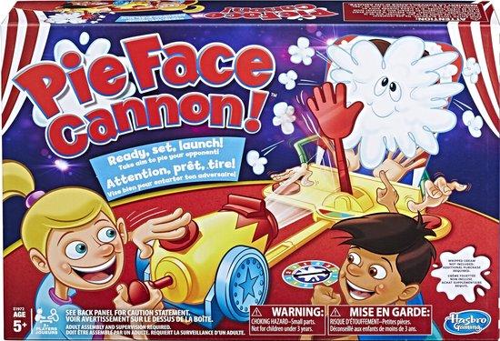 Afbeelding van het spel Pie Face Cannon - Actiespel