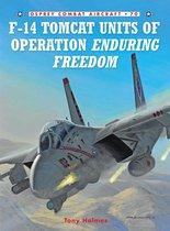 Boek cover F-14 Tomcat Units of Operation Enduring Freedom van Tony Holmes