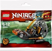 LEGO NINJAGO Stealthy Swamp Airboat polybag - zakje 30426