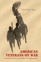 Omslag American Veterans on War