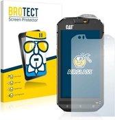 Cat S41 Tempered Glass Screen Protector Pro uitvoering, Caterpillar Cat S41