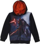 Star Wars Kylo Ren Vest met rits maat 6 (116cm)