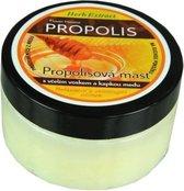 Herb Extract® Propolis zalf - 100ml - Helpt bij de genezing van kleine huidverwondingen, schaafwonden ,eczeem, schimmel en jeuk