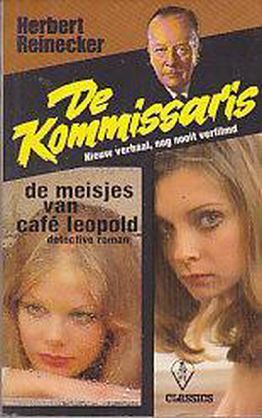 De Kommissaris: De Meisjes van Café Leopold - Reinecker pdf epub