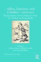 Affect, Emotion, and Children's Literature