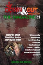 Omslag Down & Out: The Magazine Volume 1 Issue 2