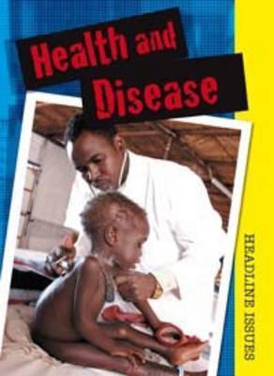 Boek cover Health and Disease van Sarah Levete (Hardcover)