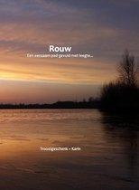 Rouw - Een eenzaam pad gevuld met leegte - Gedichtenbundel