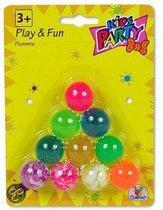 Play & Fun Stuiterballen '10 Stuks'