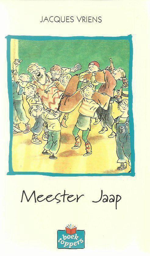 Meester Jaap ( AVI-6 )Boektoppers - Jacques Vriens |