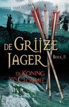 Boek cover De Grijze Jager 8 - De koning van Clonmel van John Flanagan