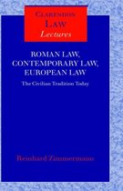 Roman Law, Contemporary Law, European Law