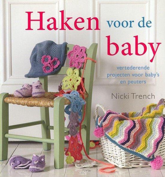 Haken voor de baby - Nicki Trench |