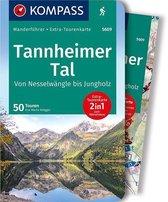 WF5609 Tannheimer Tal von Nesselwängle bis Jungholz Kompass