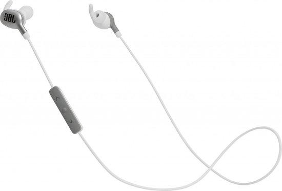 JBL Everest 110BT Zilver - Draadloze oordopjes met Google Assistant