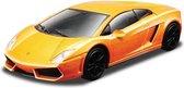 Afbeelding van Modelauto Lamborghini Gallardo 10 cm schaal 1:43 - speelgoed auto schaalmodel