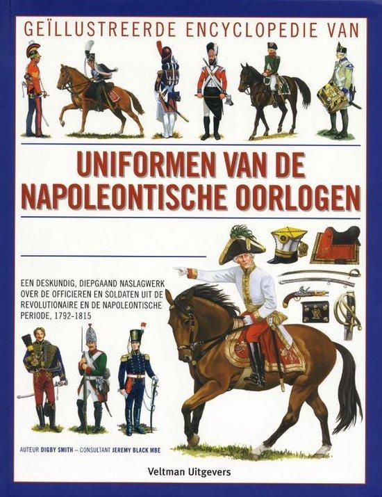 Uniformen uit de tijd van Napoleon - D. Smith | Fthsonline.com