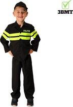 Politie verkleedkleren jongen | politie kostuum jongens | maat 152