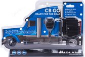 Midland CB-GO all‐in‐one kit