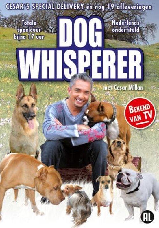 Cover van de film 'Dog Whisperer - Cesar's Special Delivery'