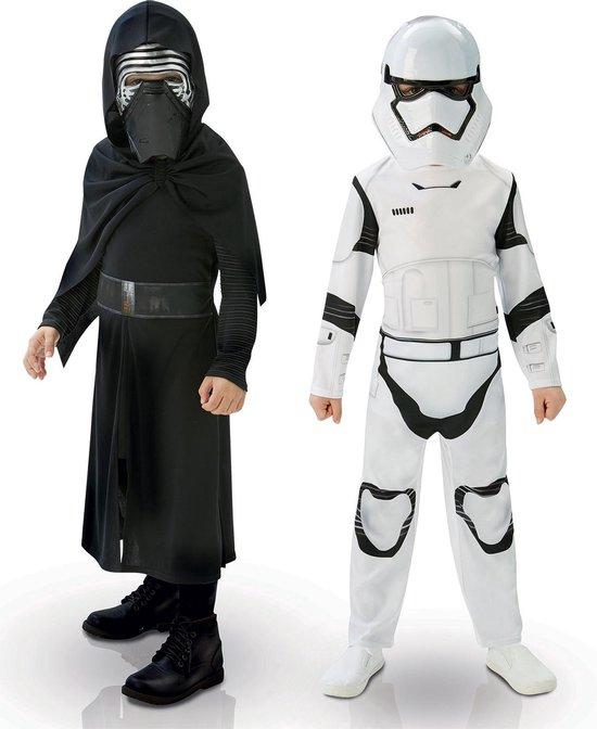 Star Wars EP7 Kylo Ren & Stormtrooper Box Child - L - Carnavalskleding - Star Wars