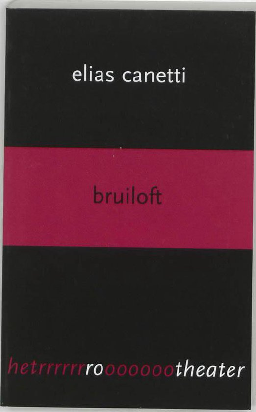 Bruiloft - E. Canetti | Readingchampions.org.uk