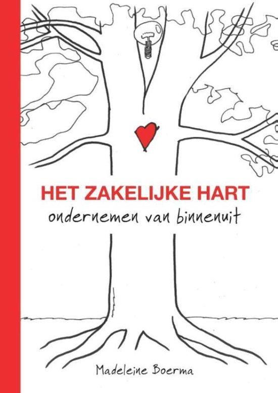 Het zakelijke hart - Madeleine Boerma  