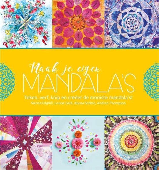 Maak je eigen mandala's - Marisa Edghill |