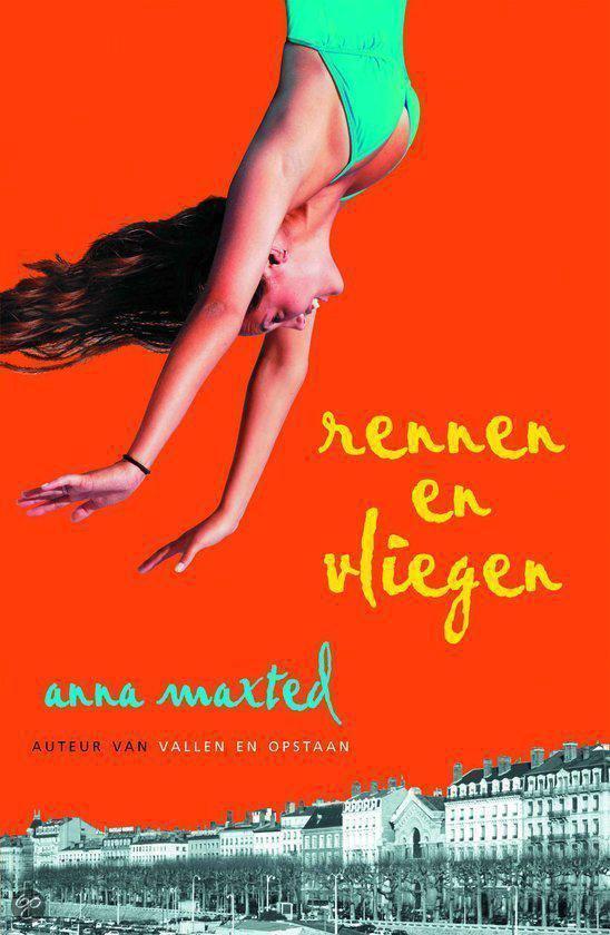Rennen En Vliegen - Anna Maxted |