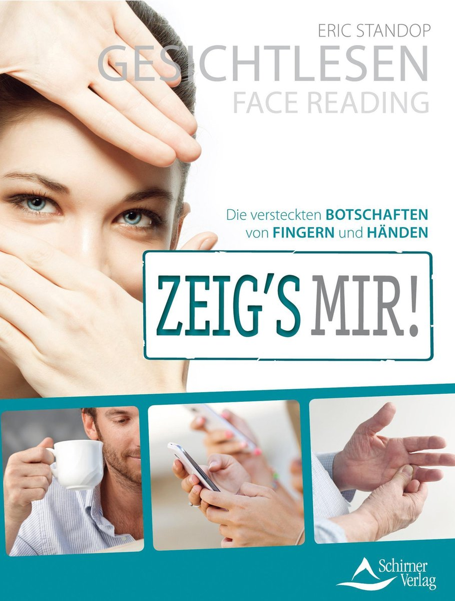 Lesen gesicht Gesichter lesen