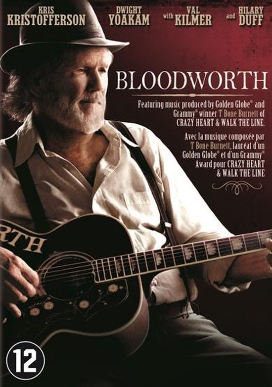 Cover van de film 'Bloodworth'