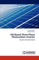 Vsi-Based Three-Phase Photovoltaic Inverter
