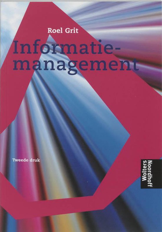 Informatiemanagement + Cd-Rom - Roel Grit | Fthsonline.com