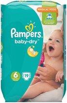 Pampers Baby Dry Luiers Maat 6 -  19 stuks