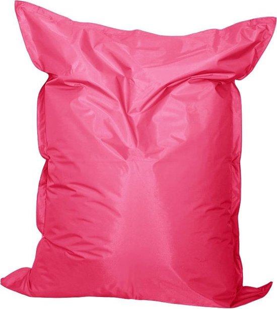 Zitzak Nylon Licht Roze maat 140x170 cm