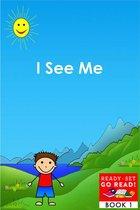 Omslag I See Me