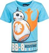 Star Wars T-shirt Zomer Jongens T-shirt Maat 104