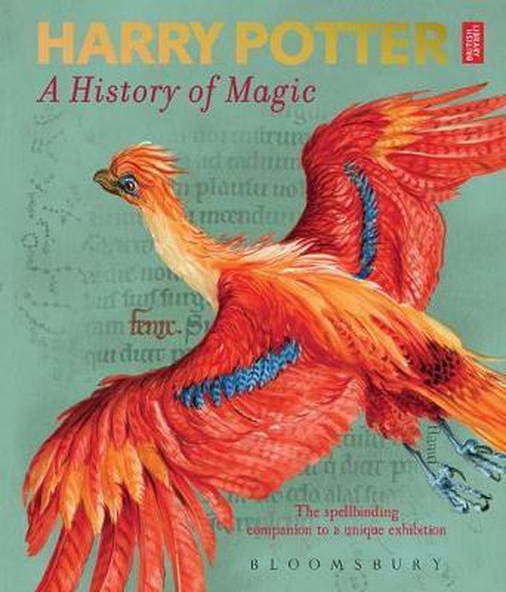 Harry Potter - A History of Magic - British British Library