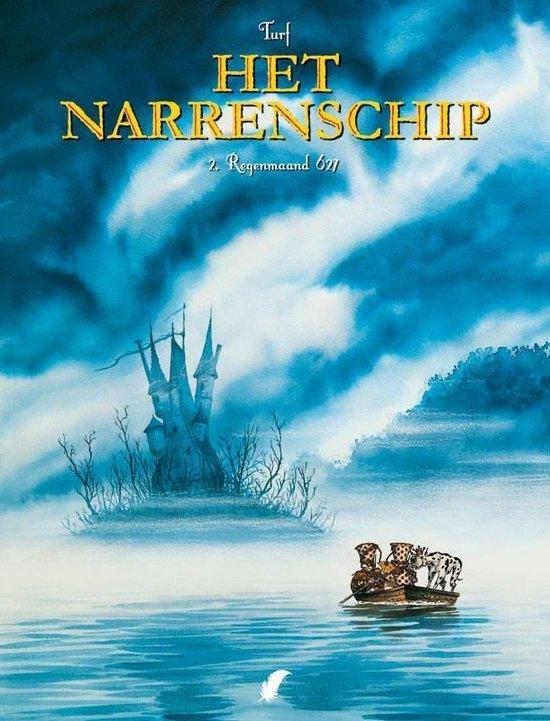 Narrenschip hc02. regenmaand 627 - Turf |