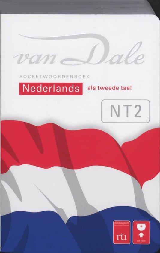 Van Dale Pocketwoordenboek Nederlands Als Tweede Taal (Nt2) - none |