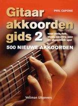 Gitaarakkoordengids 2 voor rock, folk, blues, country, jazz en akoestisch spel