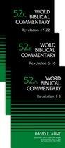 Boek cover Revelation (3-Volume Set---52A, 52B, and 52C) van Dr. David Aune (Hardcover)