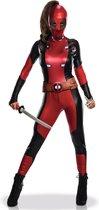 RUBIES FRANCE - Sexy Deadpool kostuum voor vrouwen - Large - Volwassenen kostuums